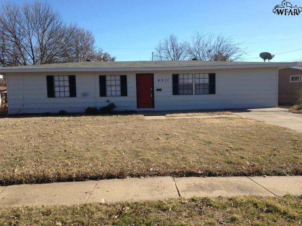 4211 Thomas Avenue, Wichita Falls, TX 76308