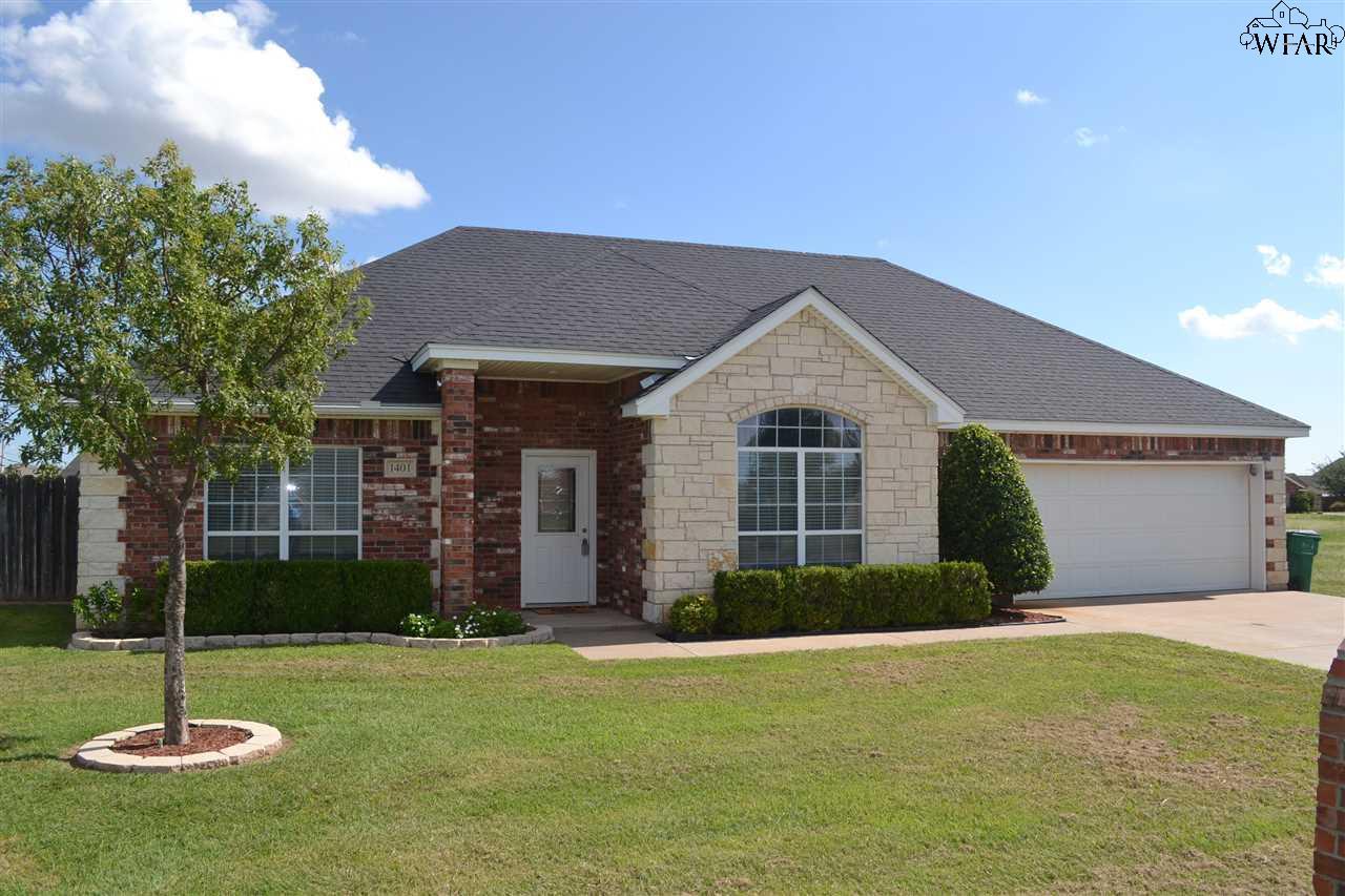 1401 Sioux Lane, Burkburnett, TX 76354