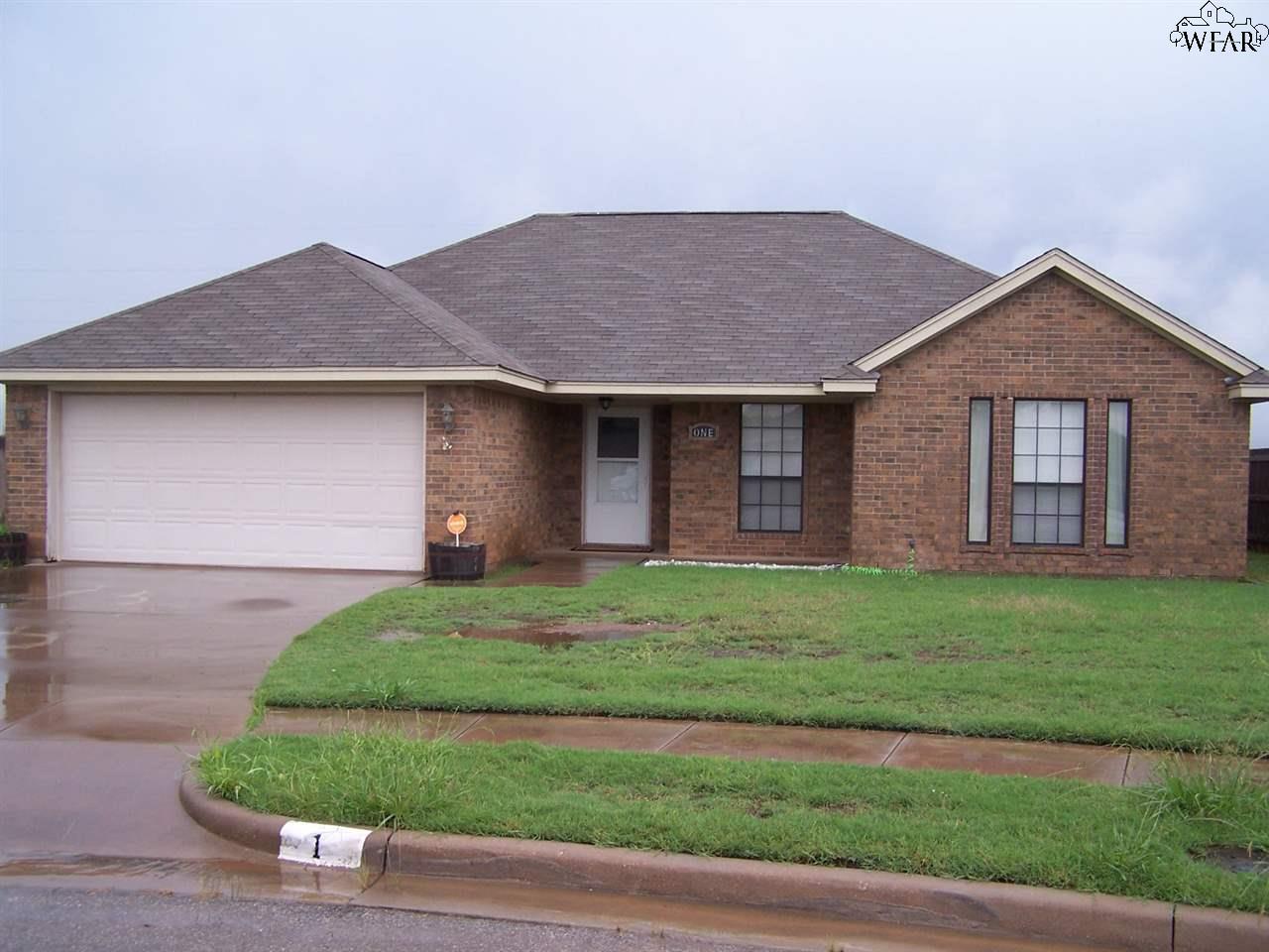 1 Delia Court, Wichita Falls, TX 76302