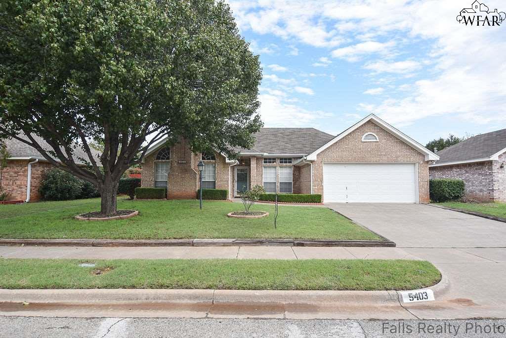 5403 Carlson Street, Wichita Falls, TX 76302