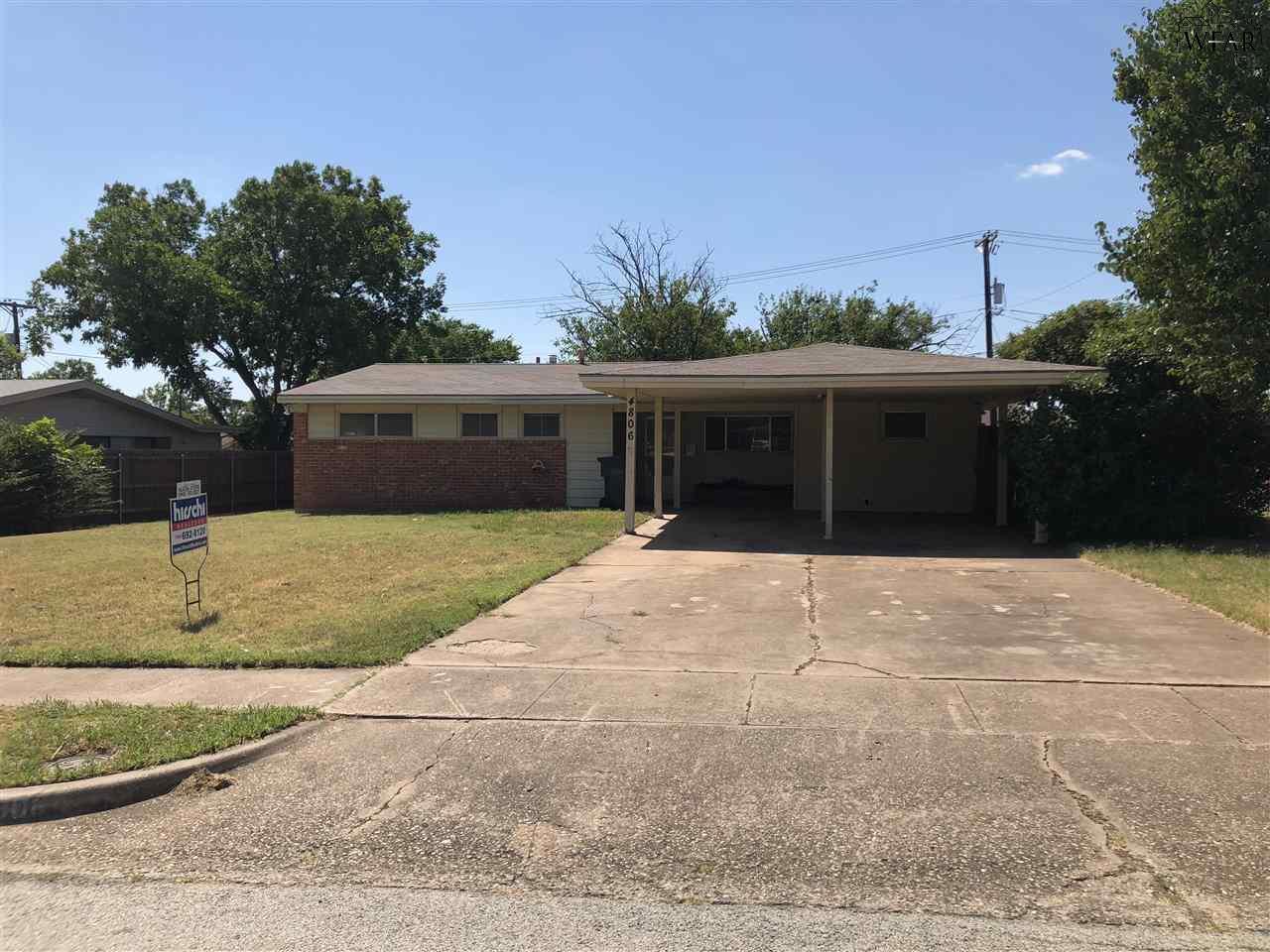 4806 George Street, Wichita Falls, TX 76302