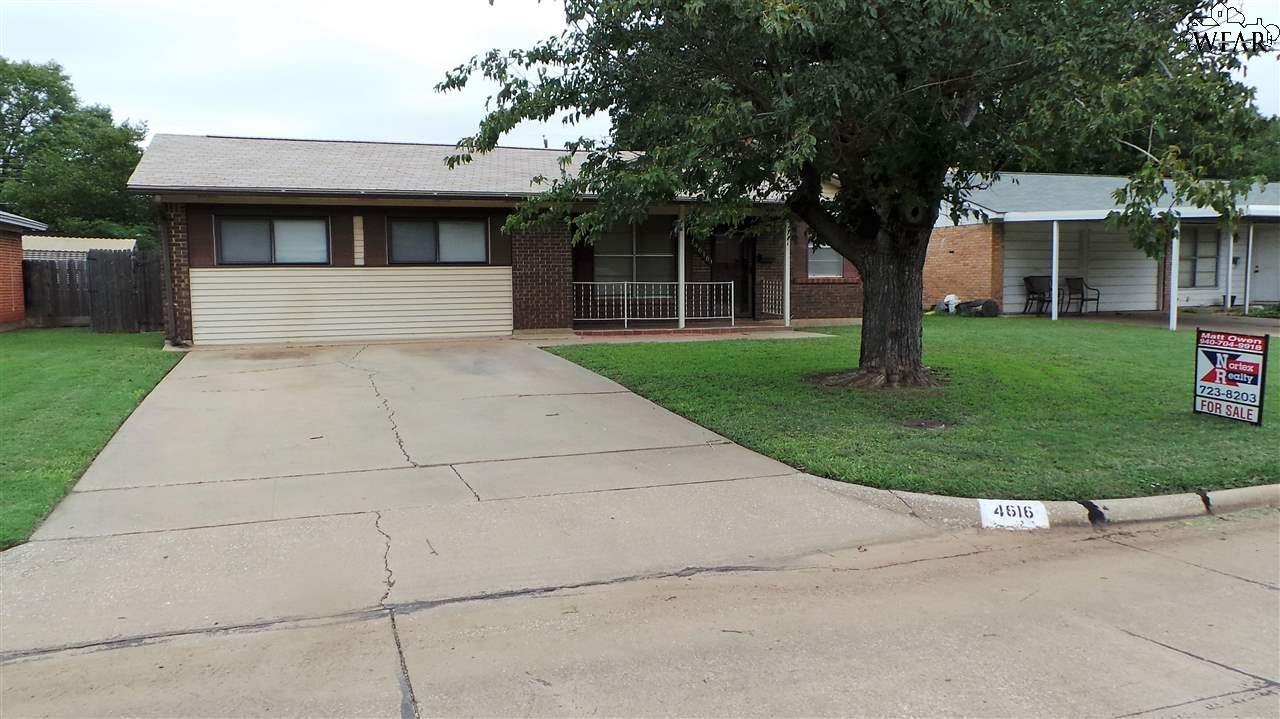 4616 Northshore Drive, Wichita Falls, TX 76310