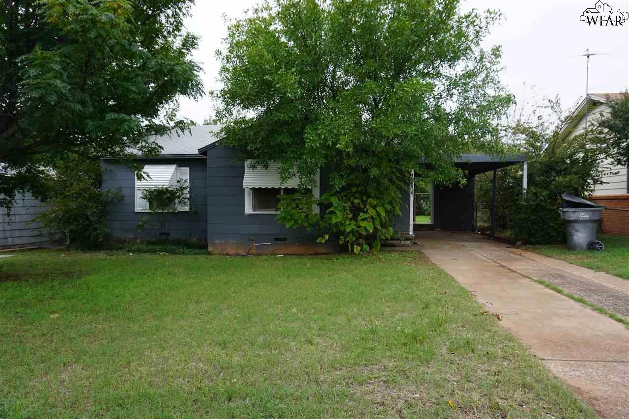 2222 Gilbert Avenue, Wichita Falls, TX 76301
