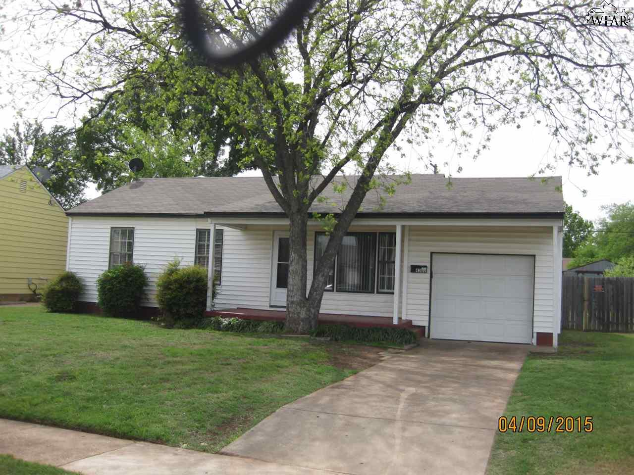 4302 Featherston Avenue, Wichita Falls, TX 76308