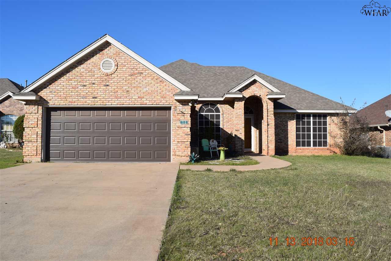 712 W Aldine Court, Iowa Park, TX 76367