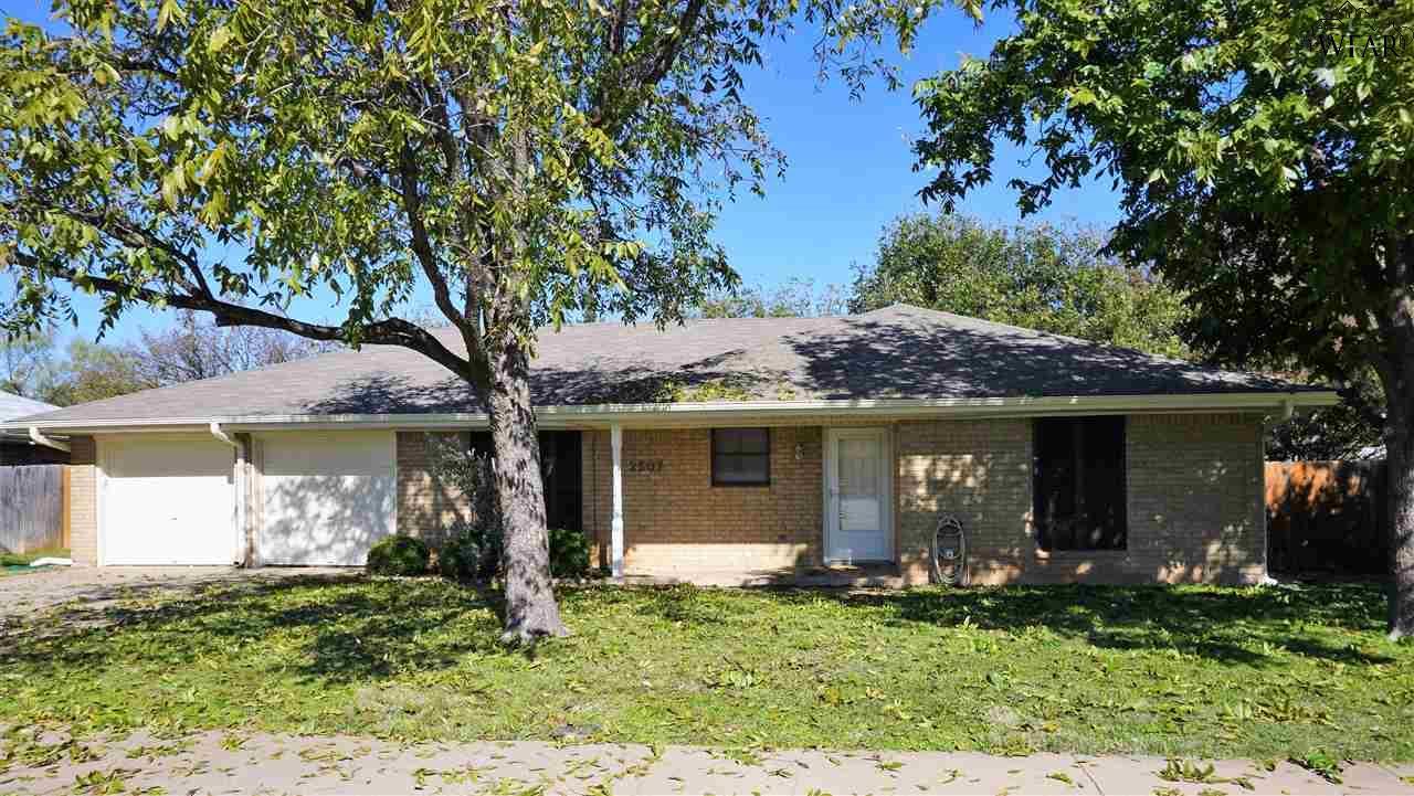 2507 Mcniel Avenue, Wichita Falls, TX 76310