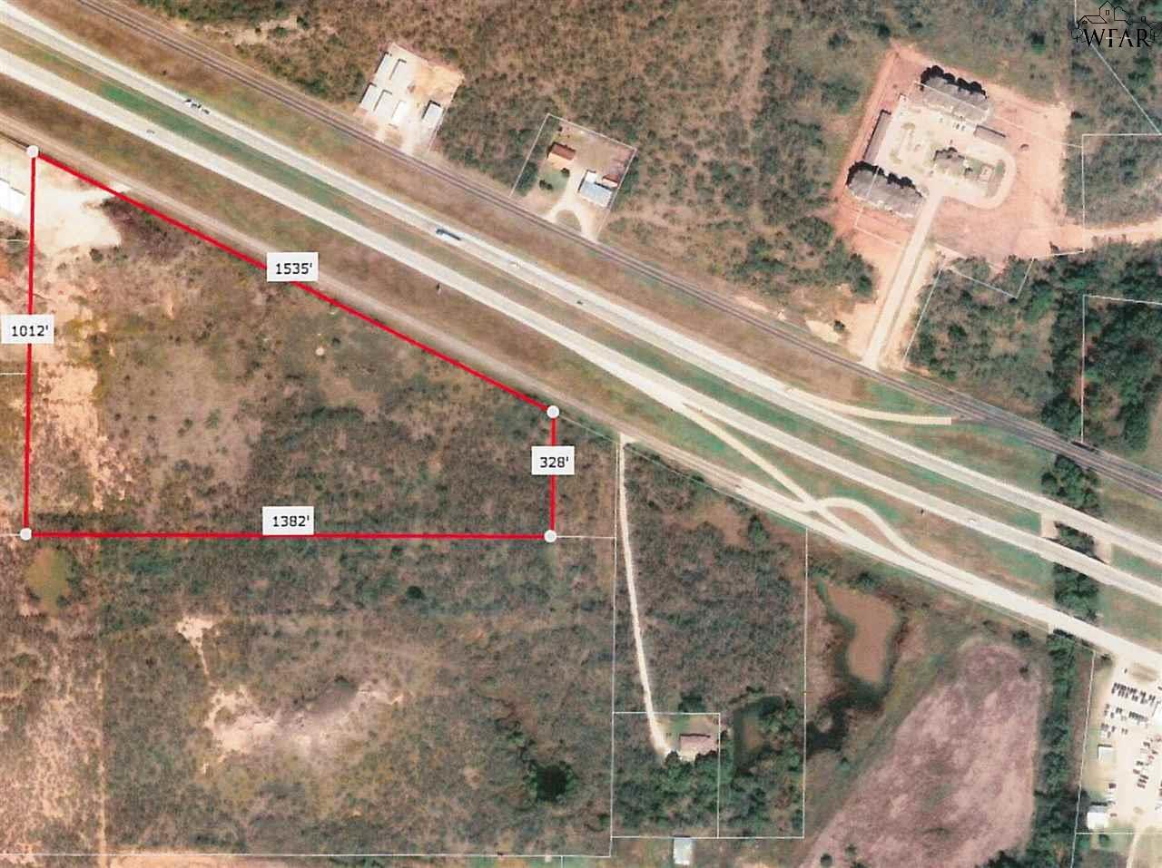 21.61 Acres Hwy 287, Henrietta, TX 76365