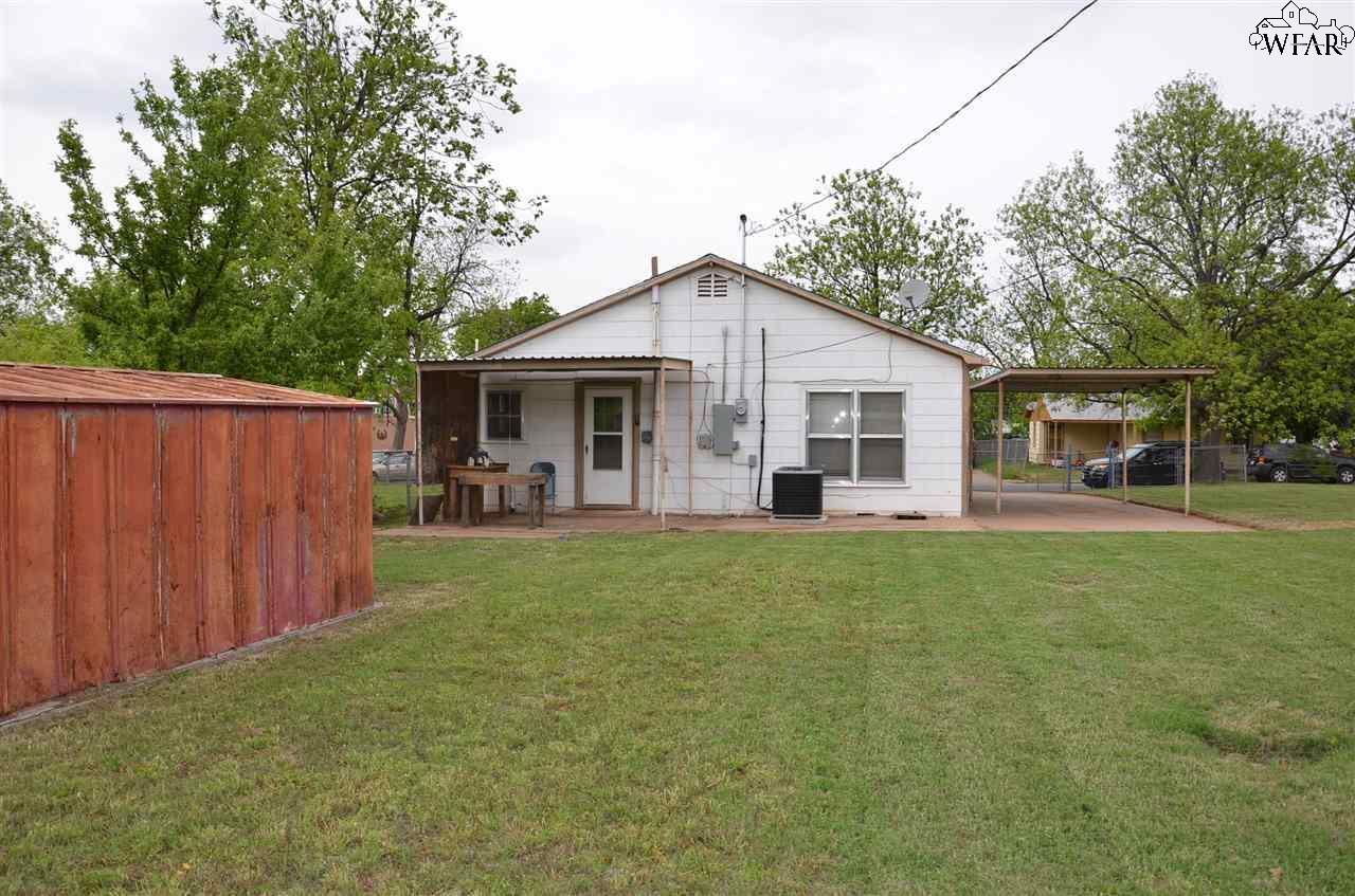 1221 33rd Street, Wichita Falls, TX 76302