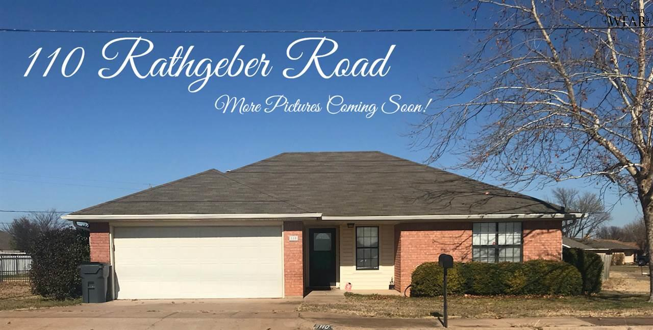 110 Rathgeber Road, Wichita Falls, TX 76302