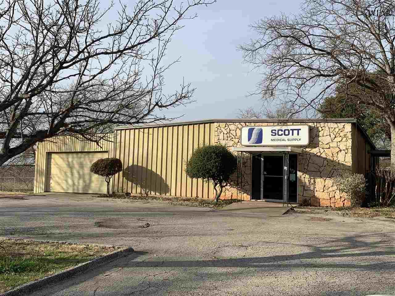 800 Hayes Street, Wichita Falls, TX 76309