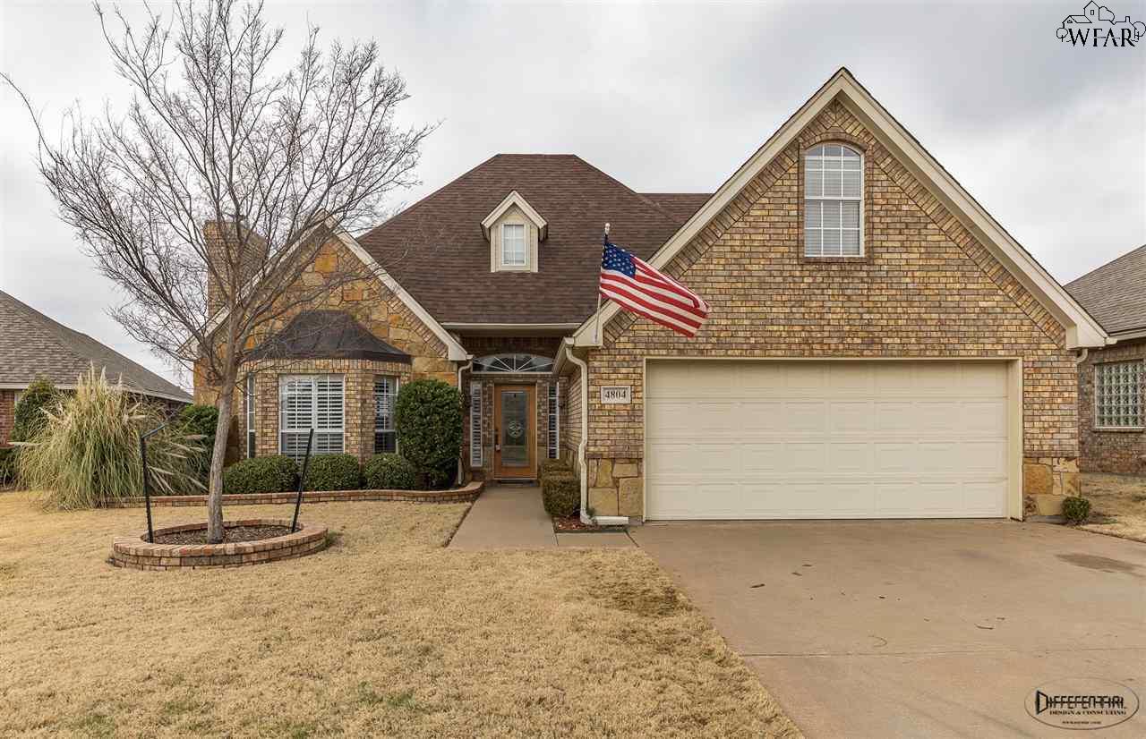 4804 Pinehurst Drive, Wichita Falls, TX 76310