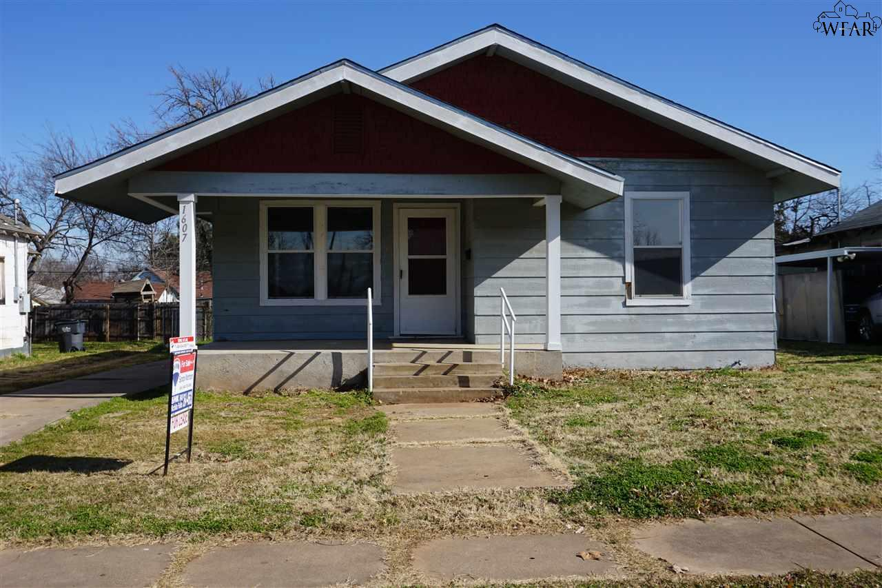 1607 Giddings Street, Wichita Falls, TX 76309