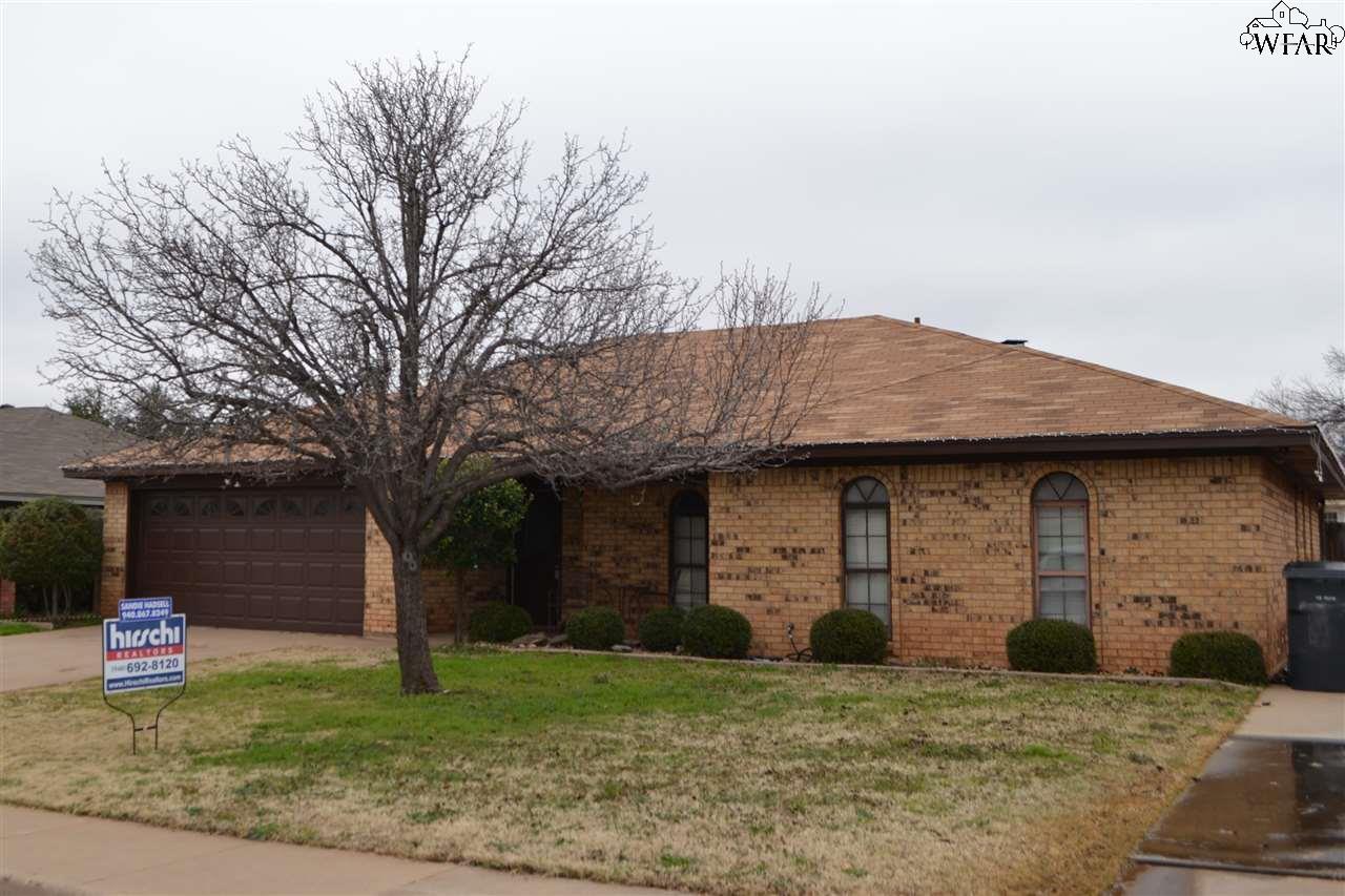 5113 Edgecliff Drive, Wichita Falls, TX 76302