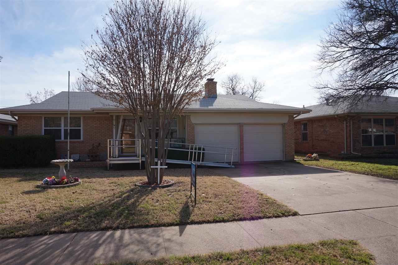 1611 Aldrich Avenue, Wichita Falls, TX 76302