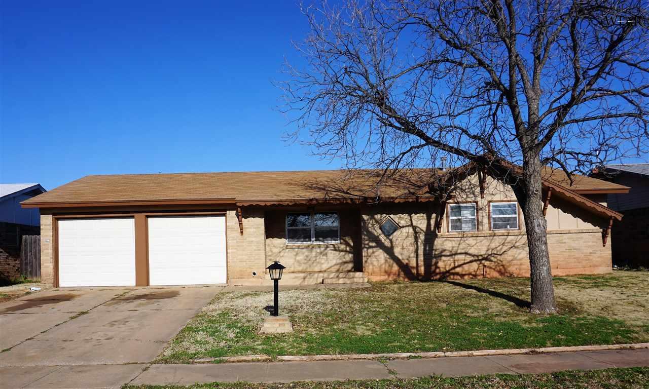 4033 Hooper Drive, Wichita Falls, TX 76306