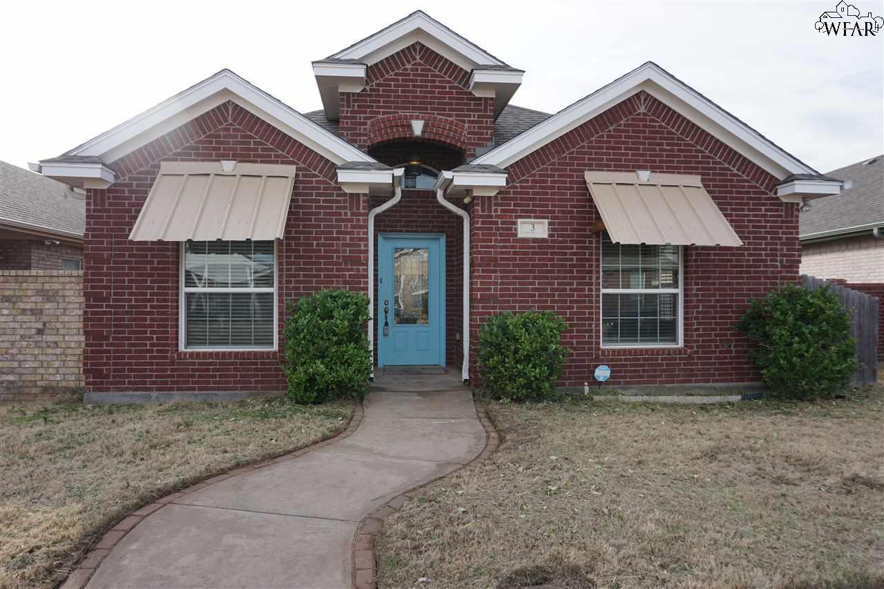3 Johnny Court, Wichita Falls, TX 76302