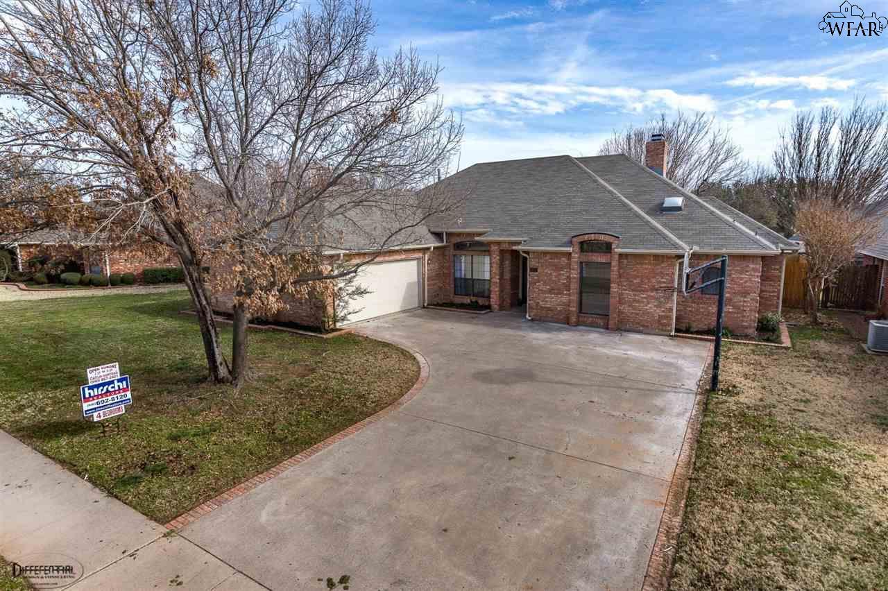 3003 Whitehall Lane, Wichita Falls, TX 76309