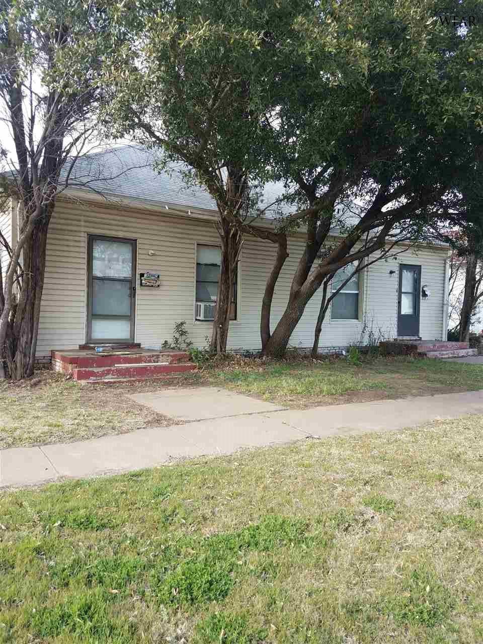 1814 & 1814 1/2 Polk Street, Wichita Falls, TX 76301