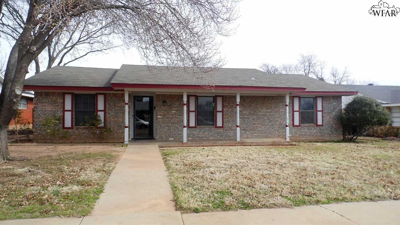 4621 El Capitan Drive, Wichita Falls, TX 76310
