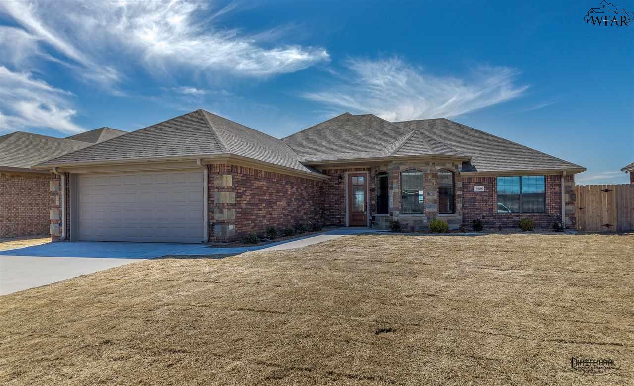5010 Blue Mesa Lane, Wichita Falls, TX 76310