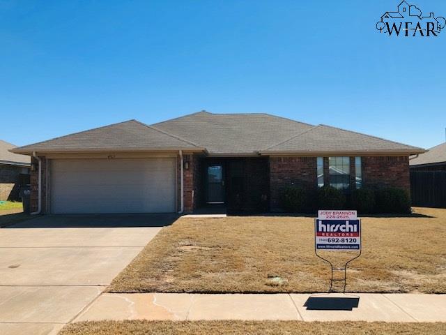 4905 Olivia Lane, Wichita Falls, TX 76310