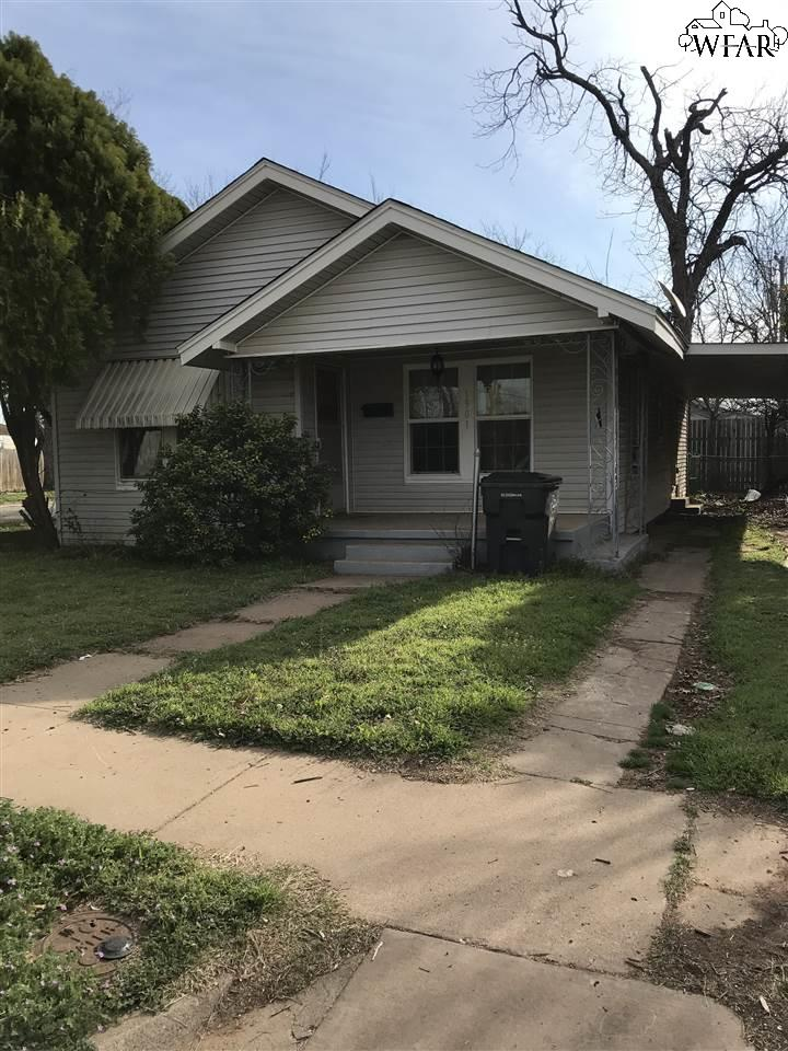 1901 Britain Street, Wichita Falls, TX 76309