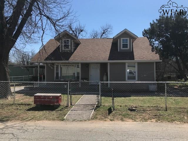 503 W 1st Street, Burkburnett, TX 76354