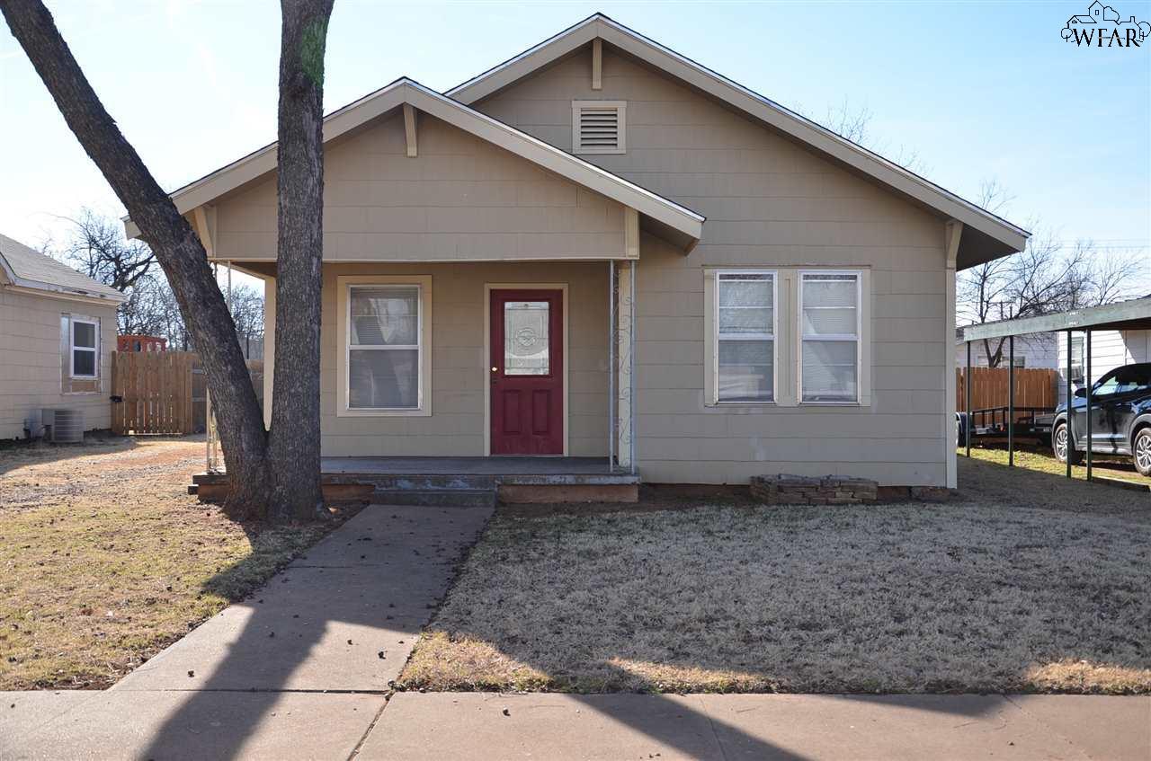 3013 Cumberland Avenue, Wichita Falls, TX 76309
